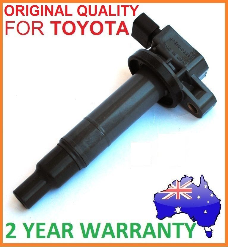 IGNITION COIL for TOYOTA ECHO / YARIS / PRIUS 1.3 1.4 1.5 NCP10 NCP90 DENSO