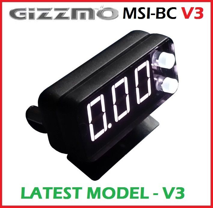 All New * GIZZMO * >53PSI Electronic Boost Controller Mitsubishi Lancer EVO