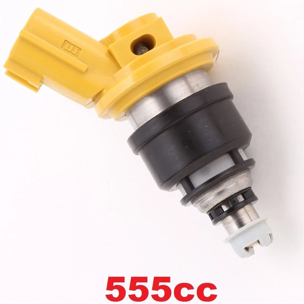 555cc 550cc fuel injectors RR543 for Nismo Nissan Silvia Skyline S13 S14 S15