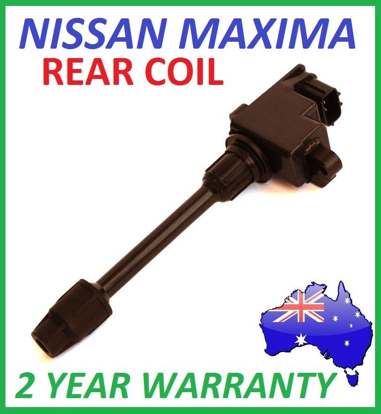 REAR IGNITION COIL for NISSAN MAXIMA A32 3.0L VQ30DE 95 > 00