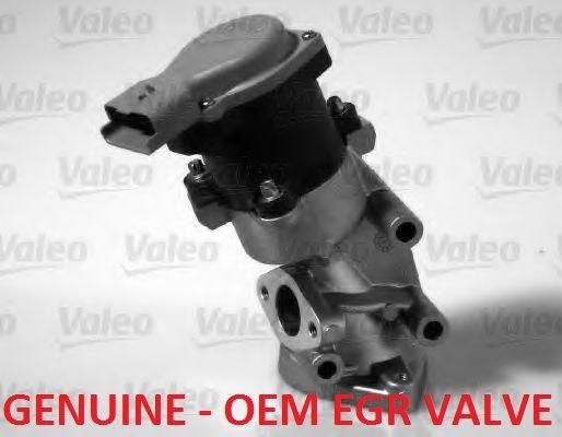 EGR VALVE for FORD TERRITORY TDCI  EXHAUST GAS RETURN SZ 2.7 TURBO DIESEL LEFT SIDE
