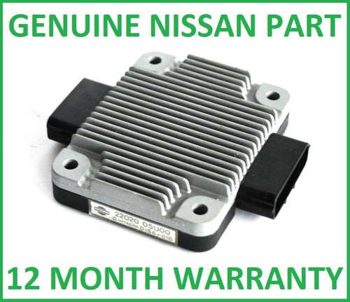 Genuine Nissan Ignition Ignitor Module PTU Skyline R32 R33 GTR GTS-T RB20 RB26