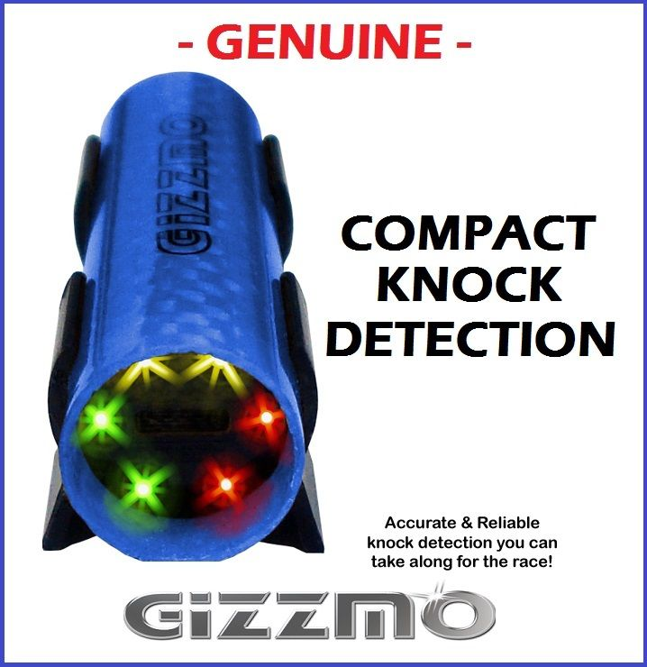 New Genuine * GIZZMO AUSTRALIA * K-Lite Knock Monitoring Detection Unit & Light