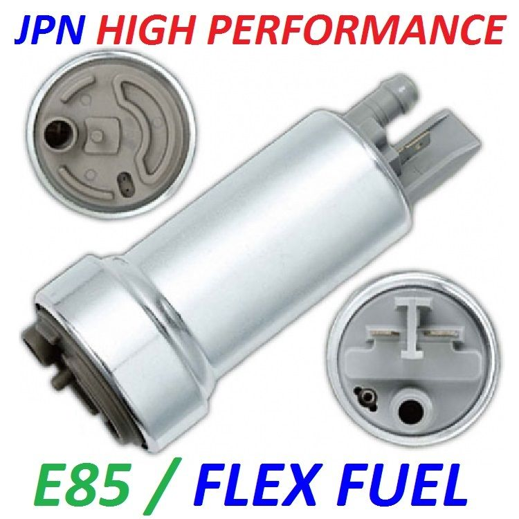 Genuine * JPN * 450LPH E85 In-Tank high performance Fuel Pump (Only) Multi Fit