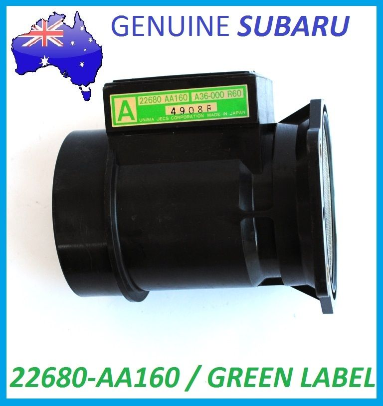 Genuine Air Flow Meter AFM for Subaru Impreza WRX Legacy Forester 22680-AA160 MA