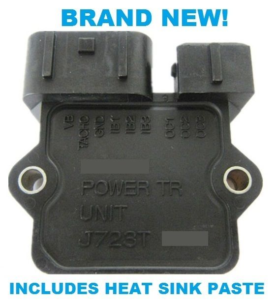 Ignition Module Power TR for Mitsubishi Challenger Galant Magna PA HJ TH TJ