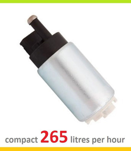 265LH Performance In Tank Fuel Pump GTR R32 R33 R34 RB26 RB26DETT DW65C COMPACT