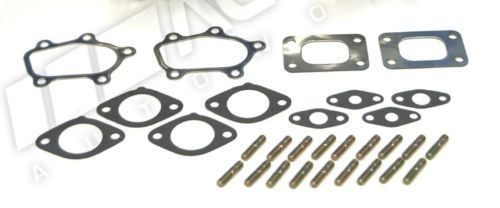 Turbo Gasket & Stud Kit for GTR RB26DETT RB26 R32 R33 R34