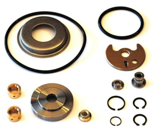 Turbo Repair Rebuild Kit Mitsubishi TD05H TD06 16G 18G 20G Steel thrust bearing