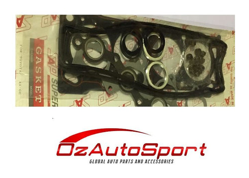 HEAD GASKET SET VRS FOR TOYOTA COROLLA 89-94 1.6 4AGE 16V DOHC DR901