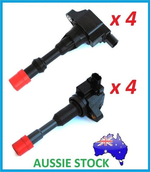 Set of 8 Ignition Coil for Honda Civic Hybrid Fit & Jazz 1.3L ref IGC217 IGC218