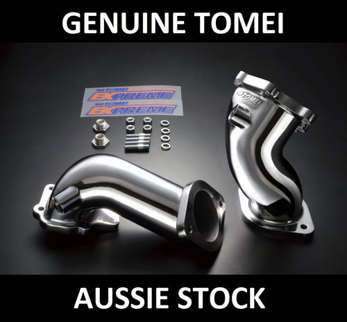 Tomei Dump Pipe for Nissan Skyline RB26 R32 R33 R34 GTR RB26DETT Turbine Outlet