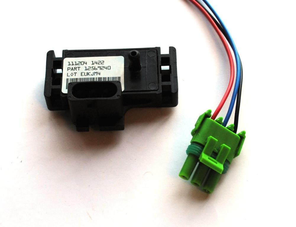 2.5 BAR MAP SENSOR for TURBO SUPERCHARGED for MOTEC HALTEC VIPEC DELCO ECU