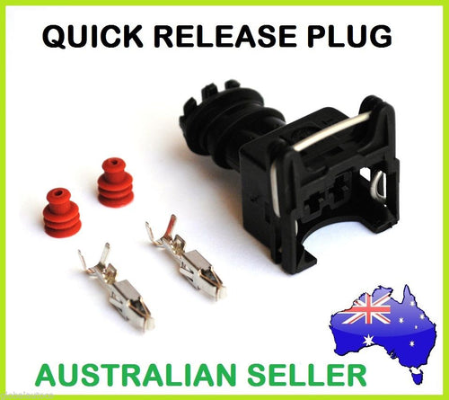 Bosch Injector Connector / Plug EV1 - Quick Release