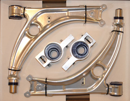 SuperPro Supaloy Alloy Lower Control Arms Anti-lift Kit VW Golf MK5 MK6 GTI R32