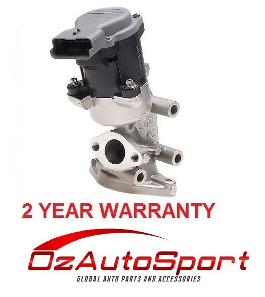 EGR VALVE EXHAUST GAS RETURN for FORD TERRITORY TD SZ 2.7 TURBO DIESEL LHS