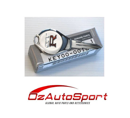Genuine Key for Nissan OEM GTR Key R32 R33 RB26DETT JDM RB26