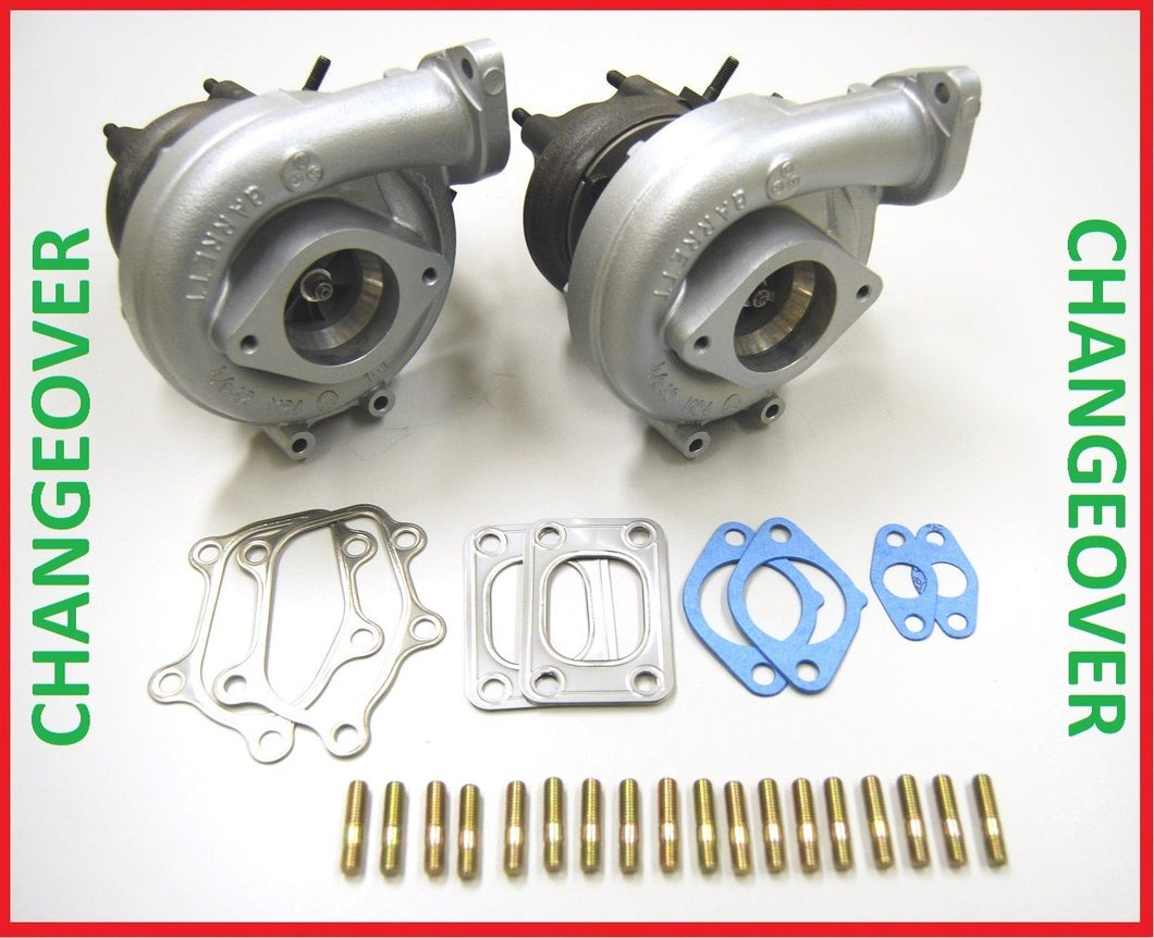 GTR Turbos N1 Steel Turbine Kit for RB26 R32 R33 R34 RB26DETT *POWER + RESPONSE*