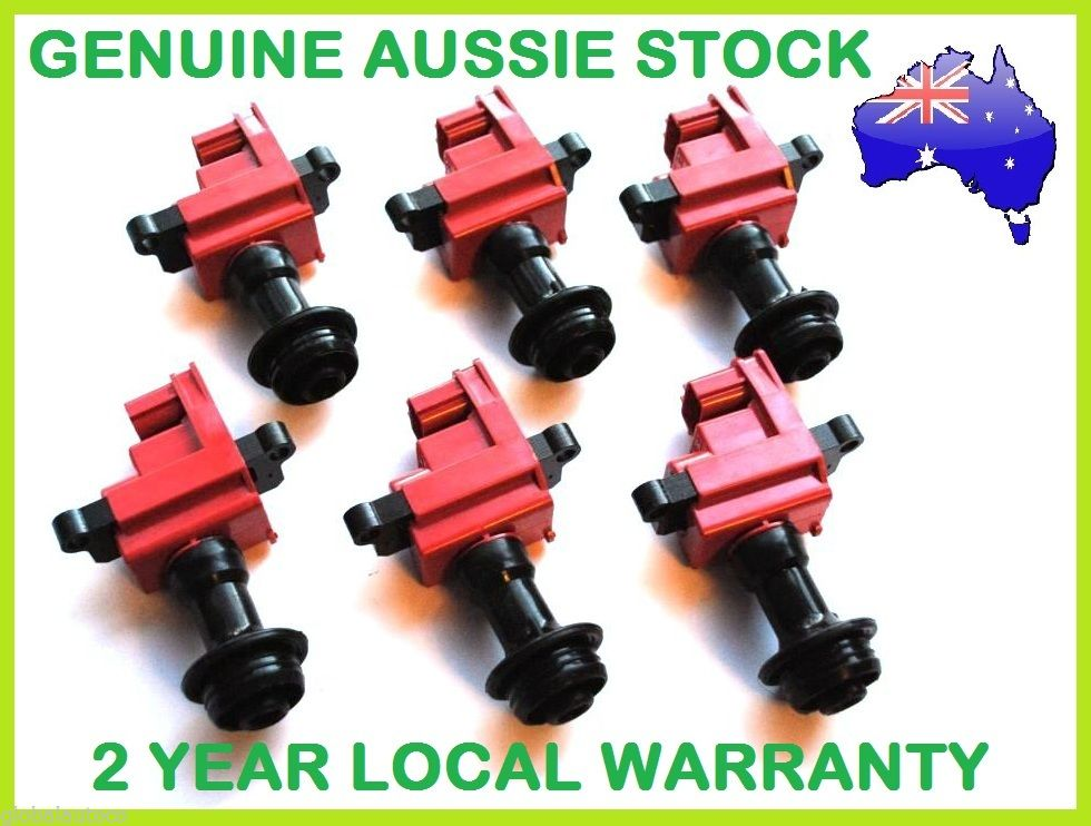 Coil Packs for SKYLINE ER34 R34 GT-T STAGEA LAUREL RB20 DET RB25 DET NEO