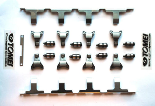 TOMEI SR20 DET ROCKER ARM, SOLID PIVOT / LIFTER & STOPPER KIT for Nissan S13 S14