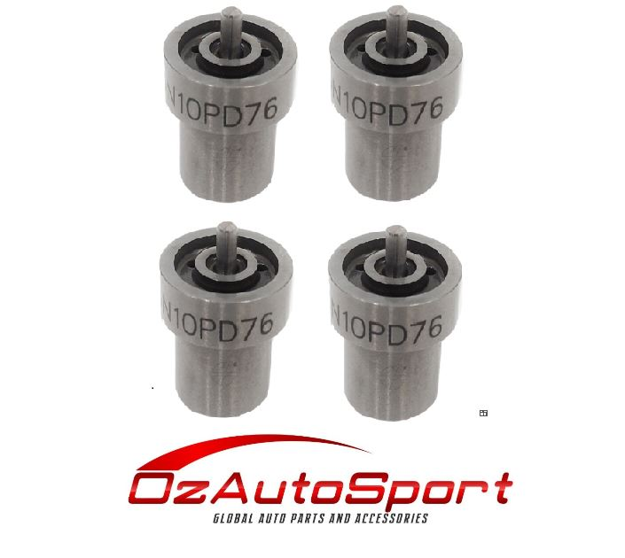 4 x NEW INJECTOR NOZZLES for TOYOTA HILUX HI ACE SURF 2.4 TD DN10PD76