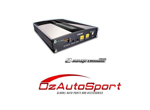 Greddy E-Manage eManage Ultimate ECU for Z33 350Z VQ35DE - UNIVERSAL