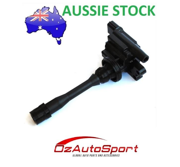NEW  IGNITION COIL for MITSUBISHI LANCER NIMBUS PAJERO OUTLANDER 4 CYL