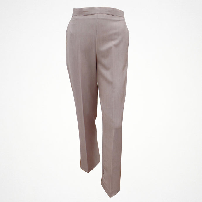 Beige Elasticated Trousers