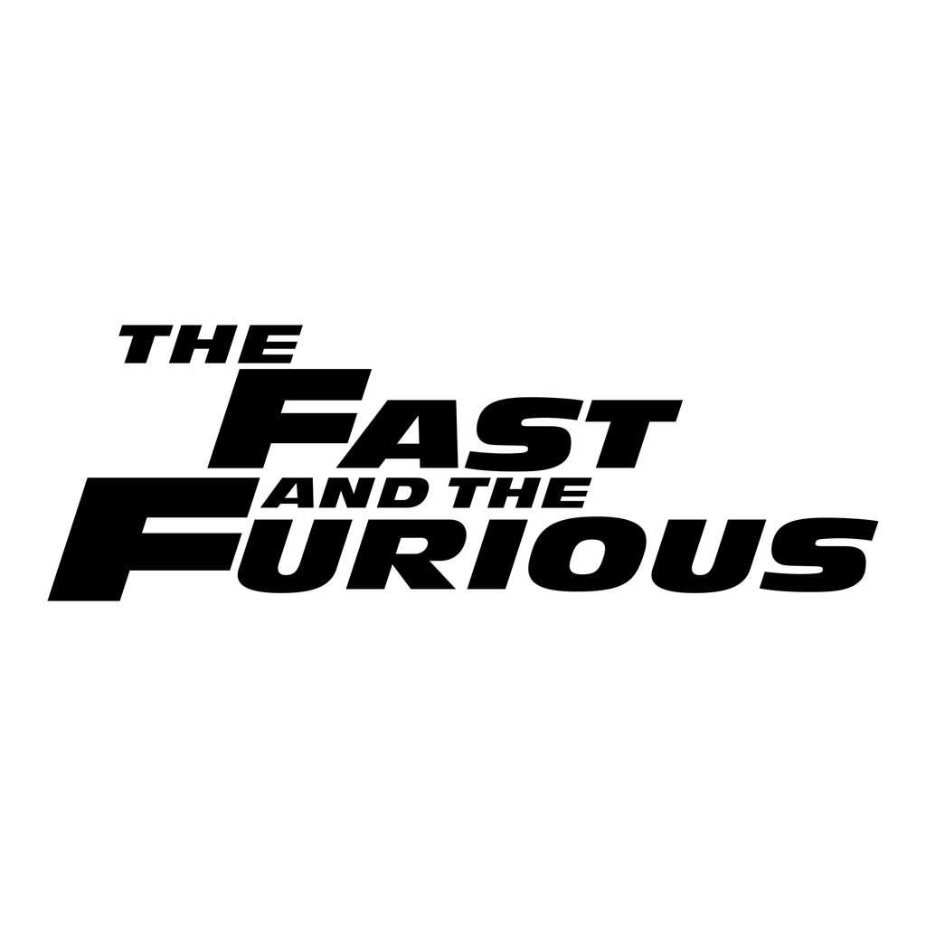 The Fast and the Furious - Dekal - Norgesmerket.no