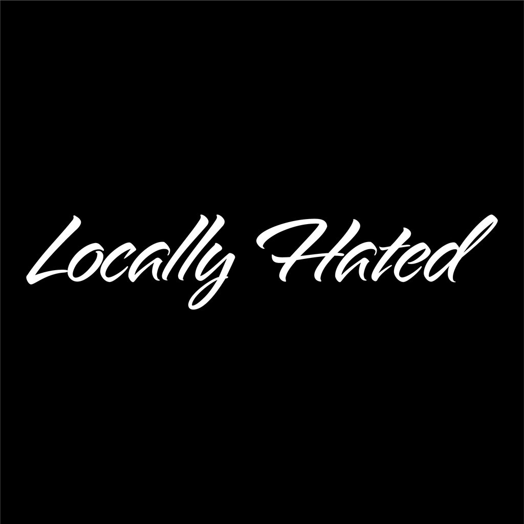 Locally Hated - Dekal - Norgesmerket.no