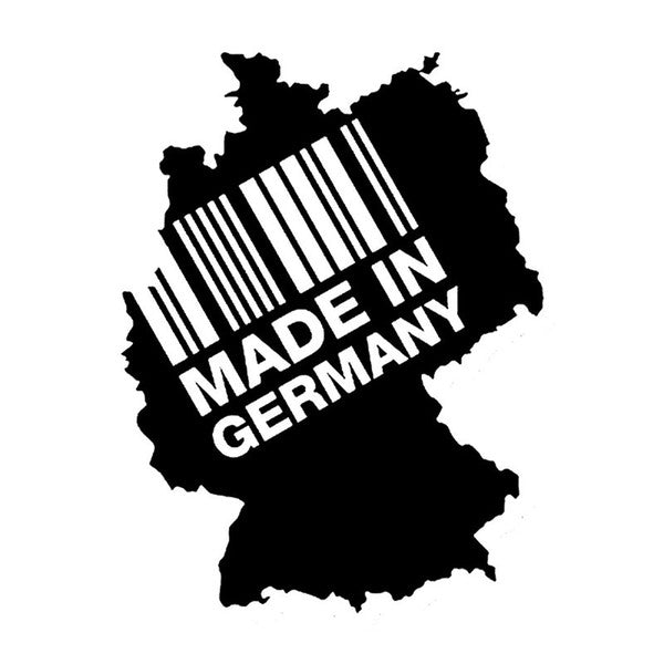 Made in Germany - Dekal - Norgesmerket.no