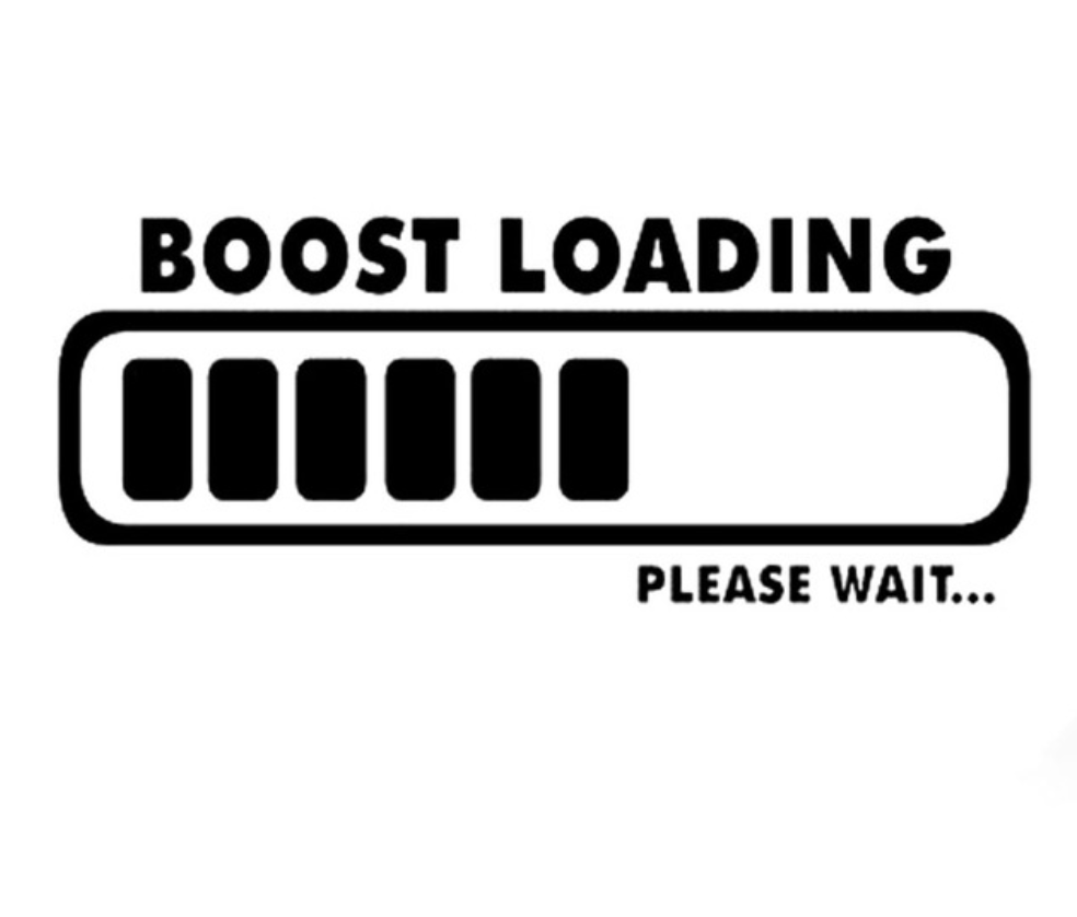 Boost Loading - Dekal - Norgesmerket.no
