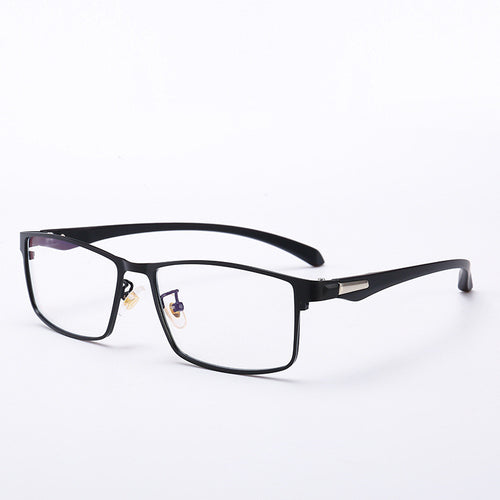 Anti-blue Art Half Frame Sub Men's Glass
