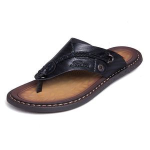 Antiskid Wear Resistance Beach Men's Slipper