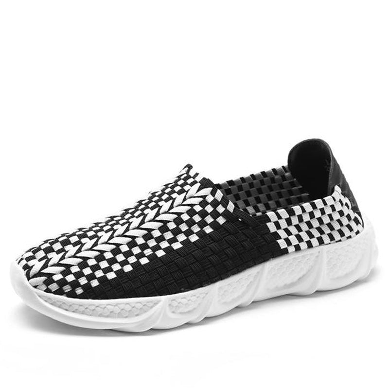New Weave Casual Mesh Shoes