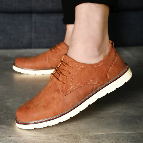 Belt Pure English Men's Casual Shoes