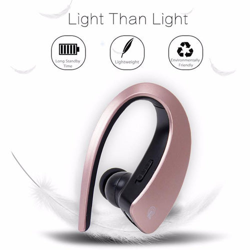 Excellent Light Mini Sports Hanging Ear Bluetooth Earphone