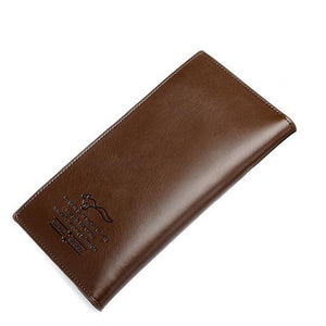Cow Leather Casual Wallet