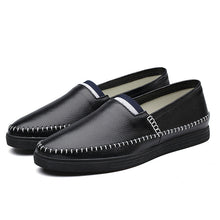 Business Cow Leather Casual Shoes