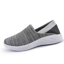 Breathable Plus Size Slip On Men's Casual Shoes