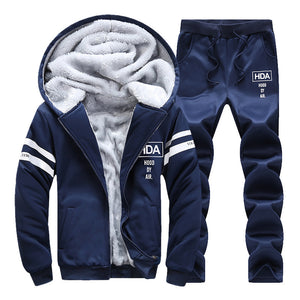 Long Sleeve Breathable Brief  Men's Sports Suit