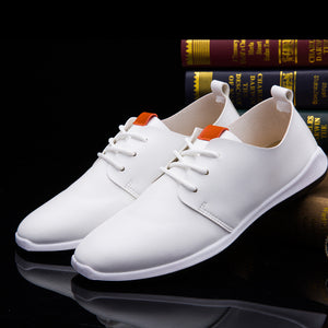 Lace-Up Men's Casual Shoes