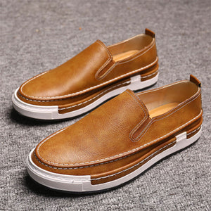 Men's Casual Flat Base  Board Shoes