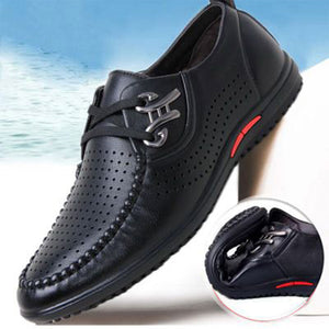 Business Comfortable Flat Bottom Men's Casual Shoes