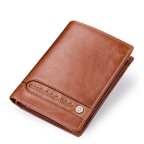 Multi-card Position Casual Wallet