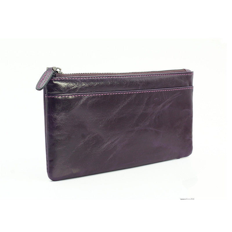 Youth Fashion Real Leather Wallet
