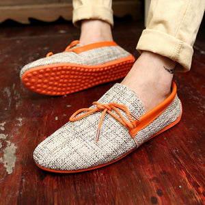 Men's Casual  Breathable Weave Shoes