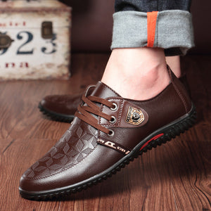 Business Leather Casual Shoes