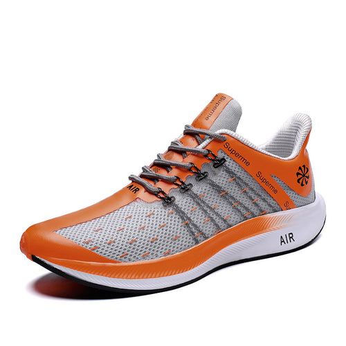 Earthquake-proof And Breathable Mesh Men's Sneakers