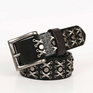 Personality Rivet Belts